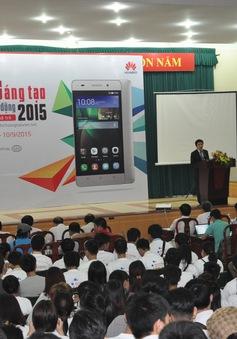Viết ứng dụng trên nền tảng Android, nhận thưởng 150 triệu đồng