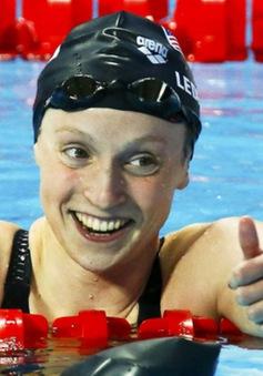 Katie Ledecky – thần đồng 18 tuổi thống trị đường đua xanh