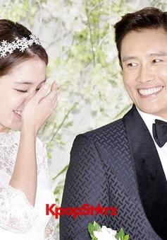 Con đầu lòng của Lee Byung Hun chào đời