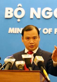 Việt Nam yêu cầu Trung Quốc chấm dứt xây dựng tại Trường Sa và Hoàng Sa