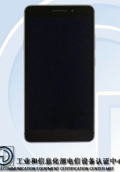 Lenovo chuẩn bị ra mắt phablet 6.8 inch