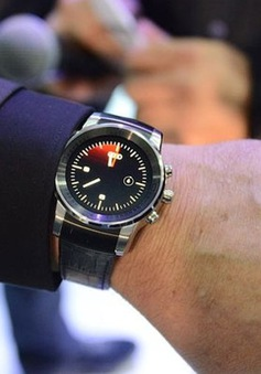 CES 2015: Lộ diện smartwatch mới của LG
