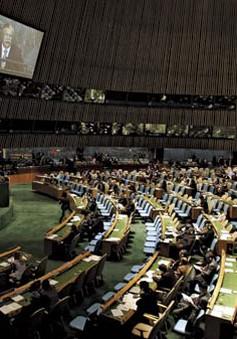 Liên Hợp Quốc thông qua ngân sách 2016-2017
