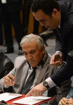 LHQ hối thúc các bên tại Libya ký thỏa thuận hòa bình