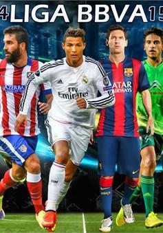 Hạ màn La Liga 2014/15: Những con số ấn tượng nhất