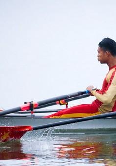 Đua thuyền rowing Việt Nam đứng đầu giải châu Á