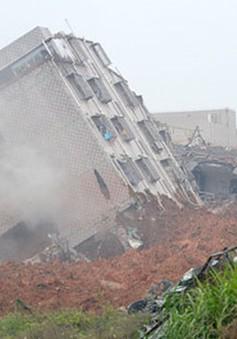Lở đất tại Trung Quốc: Số người mất tích tăng lên 91 người