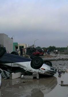 Mexico: Lốc xoáy khiến ít nhất 13 người thiệt mạng