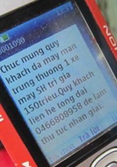 Hà Tĩnh: Triệt phá nhóm đối tượng nhí lừa đảo trúng thưởng bằng điện thoại