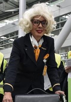 Lufthansa hủy hàng trăm chuyến bay do đình công