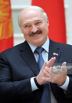 Ông Lukashenko tái đắc cử Tổng thống Belarus