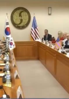 Mỹ - Hàn Quốc thảo luận về tình hình Triều Tiên