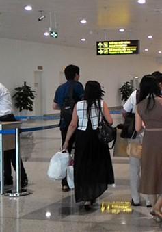 Từ 15/8, dừng khai báo y tế MERS - CoV đối với hành khách Hàn Quốc