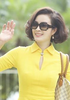 Thanh Mai tiết lộ thói quen mua 30 chiếc váy... trong một ngày
