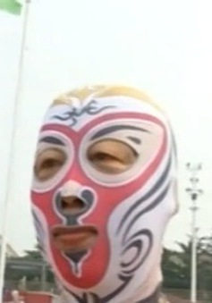 Mặt nạ chống nắng hút khách tại Trung Quốc