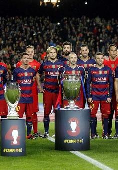 Những cái nhất trong năm 2015: Messi, Ngoại hạng Anh và Blatter