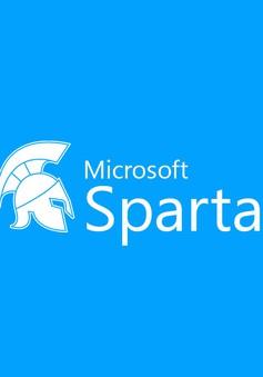 Chiêm ngưỡng diện mạo trình duyệt Spartan của Microsoft