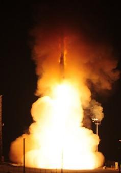 Mỹ phóng thử thành công tên lửa đạn đạo Minuteman III