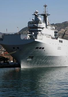 Pháp cân nhắc hủy hợp đồng bán tàu chiến cho Nga