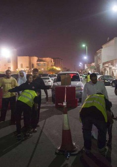 Xả súng tại Saudi Arabia, 5 người thiệt mạng