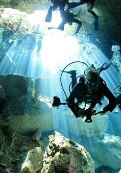 Khám phá những hang động dưới nước tuyệt nhất thế giới (P1)