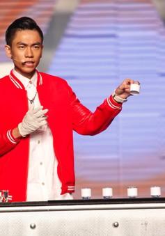 Vietnam's Got Talent: Thí sinh uống nhầm axit chỉ bị bỏng nhẹ