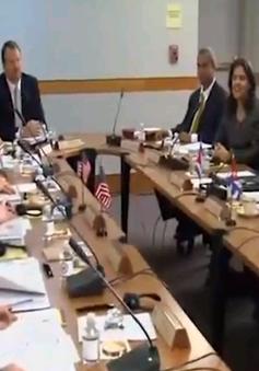 Mỹ, Cuba hài lòng về cuộc đàm phán vòng 2 bình thường hóa quan hệ