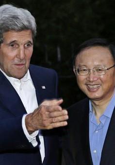 Khai mạc vòng đối thoại Mỹ - Trung