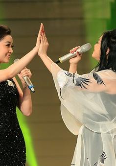 Giai điệu tự hào: Phạm Thu Hà lần đầu song ca với Diva Thanh Lam