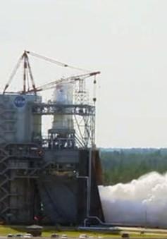 NASA thử nghiệm động cơ RS-25