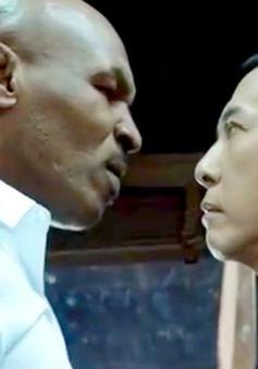 Diệp vấn 3 tung trailer mãn nhãn màn so tài giữa Châu Tử Đan và Mike Tyson