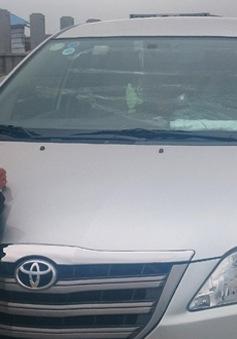 Xử lý nạn ném đá trên cao tốc Hà Nội - Hải Phòng