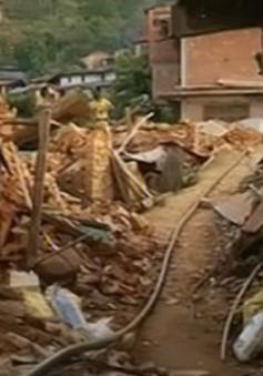 Động đất 7,3 độ richter tại Nepal: Hơn 2.000 người thương vong