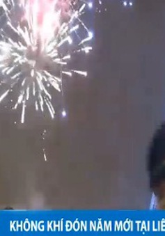 Người Việt Nam chung niềm vui đón năm mới ở Moscow