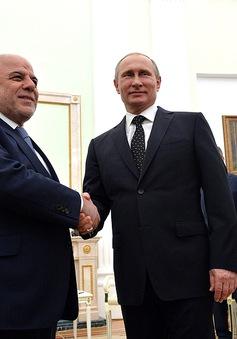 Nga tuyên bố viện trợ Iraq chống IS
