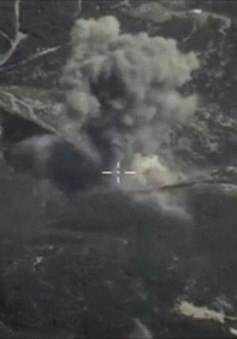 Nga tổng kết 1 tháng chiến dịch không kích IS tại Syria