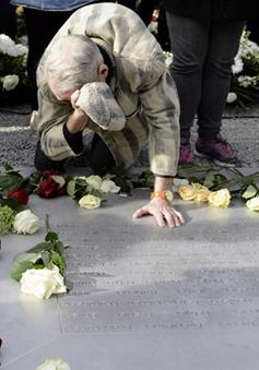 Đức: Kỷ niệm 70 năm giải phóng trại tập trung Buchenwald