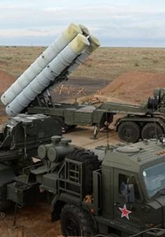 Nga kết thúc đợt tập trận phòng không, không quân quy mô lớn