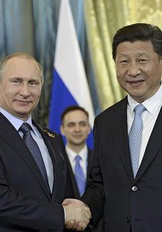 Lãnh đạo Nga – Trung Quốc hội đàm