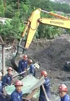 Quảng Ninh: Ngành than chật vật khắc phục hậu quả sau mưa lũ