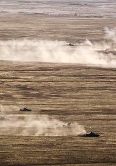 Quân đội Nga tập trận quy mô lớn