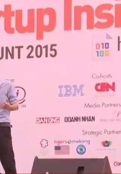 Hàng nghìn bạn trẻ tham gia Ngày hội Startup Insider Talenthunt 2015