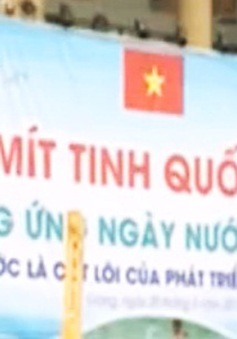 Mít tinh Quốc gia hưởng ứng Ngày Nước thế giới năm 2015