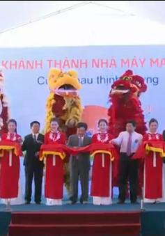 Khánh thành trung tâm Công nghiệp Thực phẩm Miền Bắc tại Nghệ An