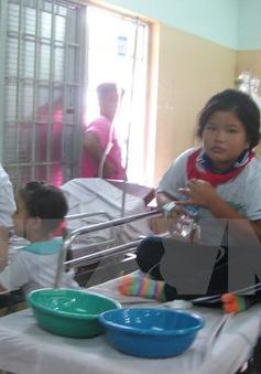 Bà Rịa - Vũng Tàu: 24 học sinh ngộ độc sau khi ăn sữa chua