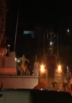 Italy: Giải cứu thành công700 người nhập cư trái phép trên biển