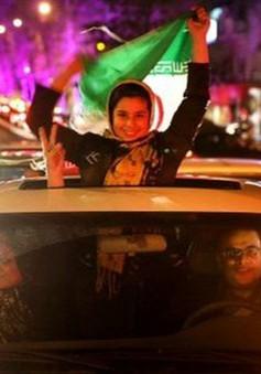 Người dân Iran lạc quan sau thỏa thuận hạt nhân