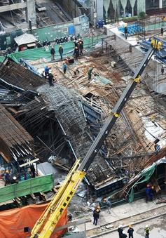Vụ sập giàn giáo đường sắt Cát Linh - Hà Đông: Có thể sẽ thay tổng thầu