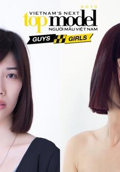 Diện mạo mới của top 14 Vietnam's Next Top Model 2015 không nhiều bất ngờ