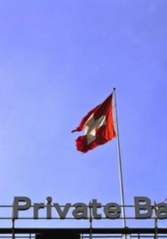 Ngân hàng Thụy Sĩ bị phạt 211 triệu USD